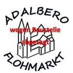 Adalberoflohmarkt wegen Baustelle abgesagt