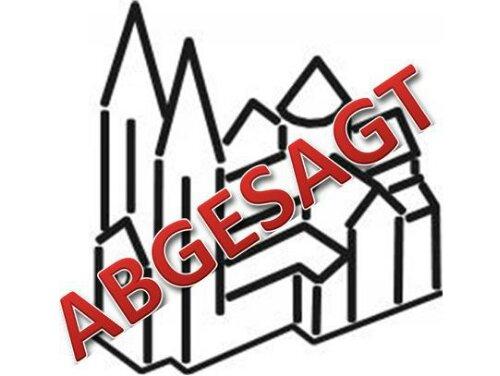 Adalbero-Flohmarkt abgesagt