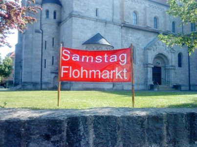 Samstag Flohmarkt